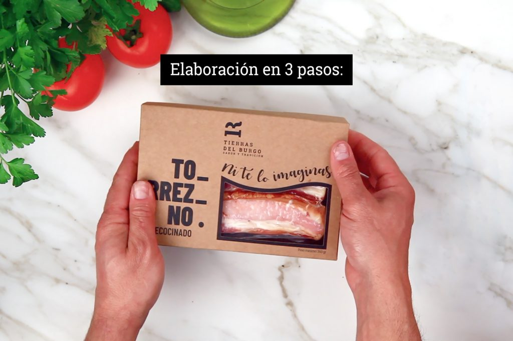 Video Torrezno Precocinado